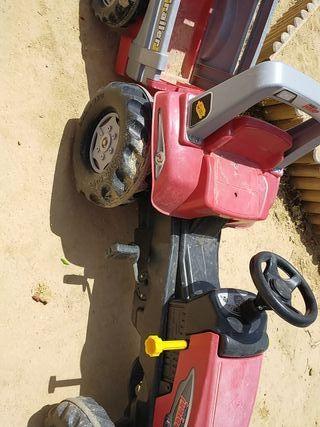 tractor niños 4_5 años