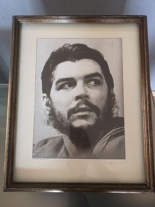 fotografía Ernesto Che Guevara