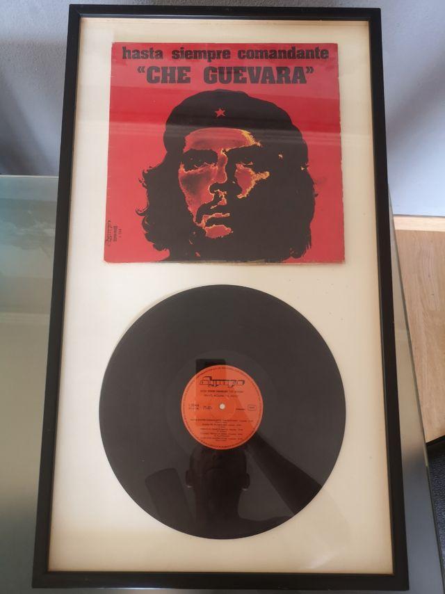 disco vinilo Che Guevara