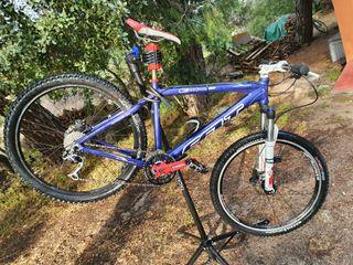 bicicleta mtb felt q820 talla M