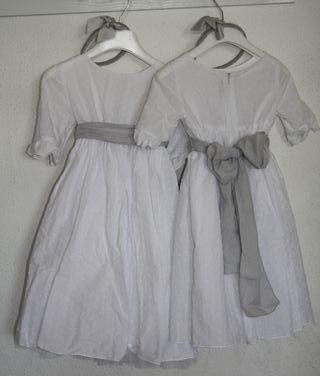 Vestidos de comunión María Romero
