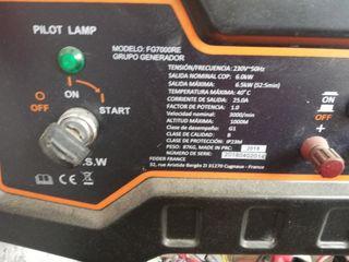 generador grupo electrico