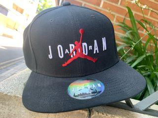 Gorra Air Jordan Negra Nike