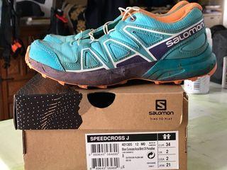 Salomon Speedcross J n34