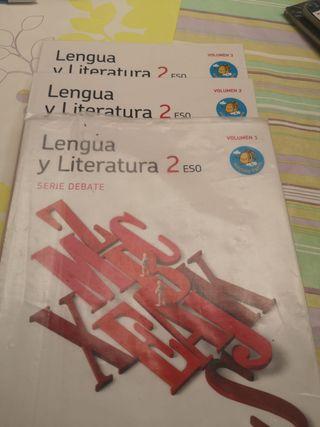 Libro 2 eso lengua y literatura