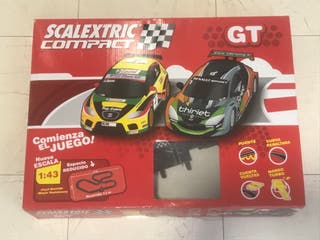 Scalextric Scx Compact GT, 7,1m