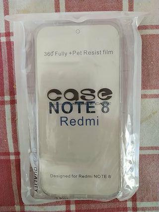 Funda Redmi Note 8