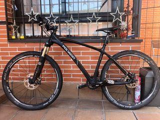 Bicicleta polygon syncline carbon