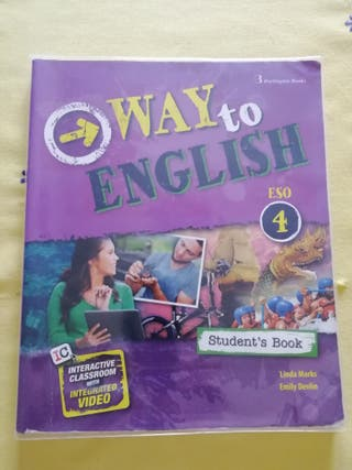 LIBRO INGLÉS 4ESO WAY TO ENGLISH