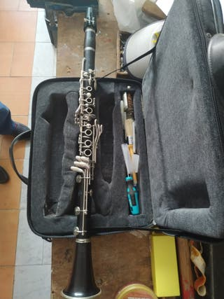 clarinete selmer 18 llaves