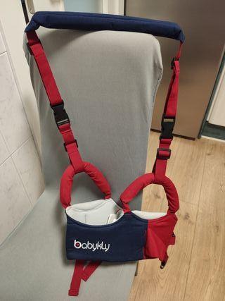 arnés andador seguridad bebé