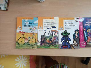 Libros juveniles/infantiles