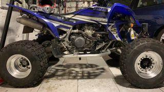 Quad Yamaha yfz 450