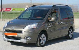 Peugeot Partner Teppe Style 92cv