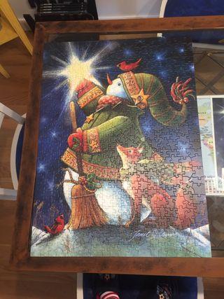 Puzzle de 500 piezas