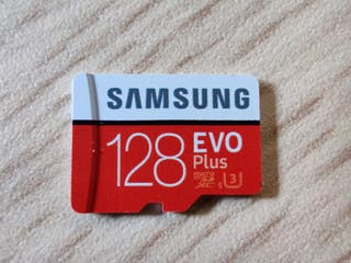 Micro SD 128GB Samsung EVO Plus