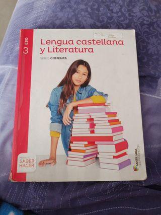 lengua castellana y literatura 3ESO 9788490476932