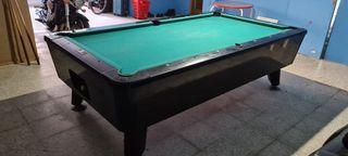 mesa billar longoni