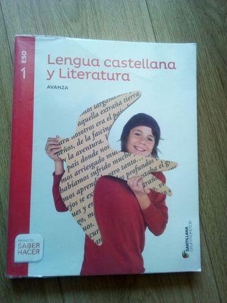 Libro castellano 1 ESO