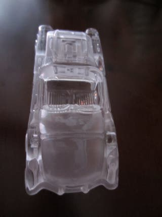 Coche antiguo de Cristal Chevrolet Corvette 1959