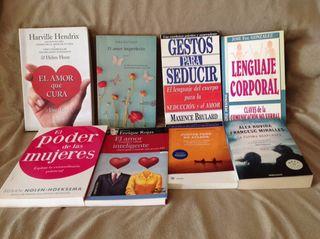 Lote libros psicologia autoayuda
