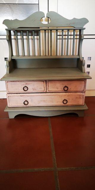 mueble vintage restaurado