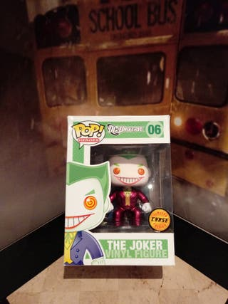 Funko Pop Joker Chase