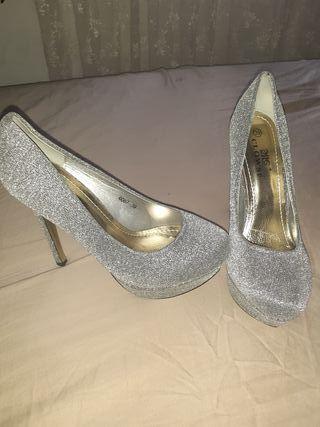 zapatos d fiesta