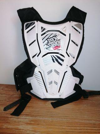Peto protección motocross