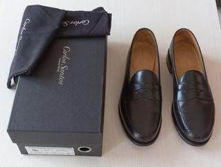 Zapatos hombre. Mocasines. Loafer Penny