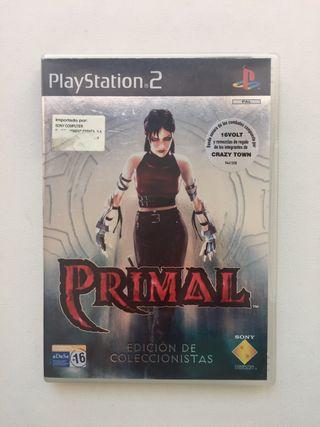 PRIMAL Edición de Coleccionistas