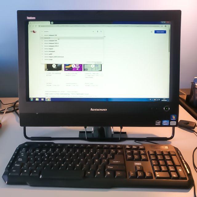 Ordenador Todo en Uno Lenovo m71z