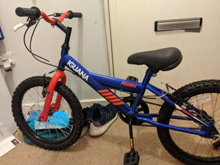 18 inch boys bike