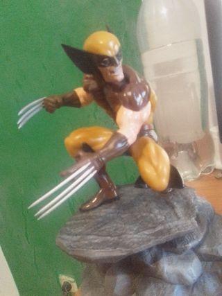 Figura de Wolverine/Lobezno de Marvel Comics