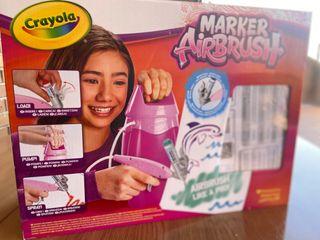 Aerógrafo de juguete