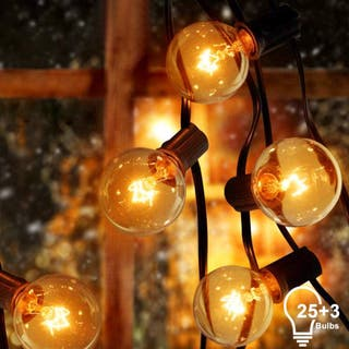 Guirnaldas luminosas de Exterior