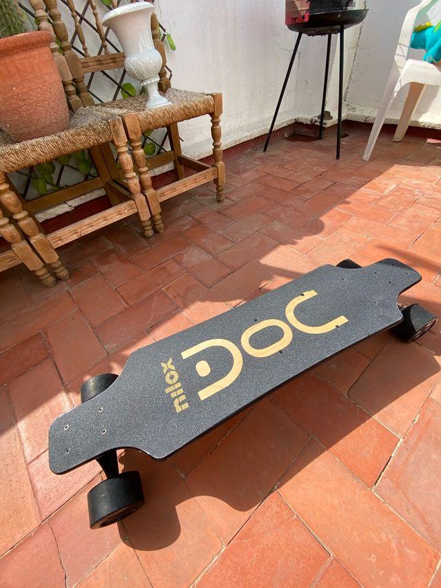 Longboard nilox 300w