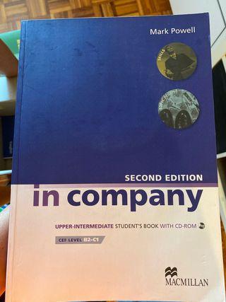 Un company Upper Intermediate con CD