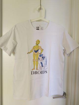 Camiseta de Uniqlo X UT de chico