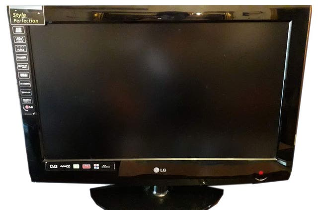 "LCD TV LG 32"""