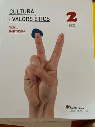 Valors ètics 2 eso