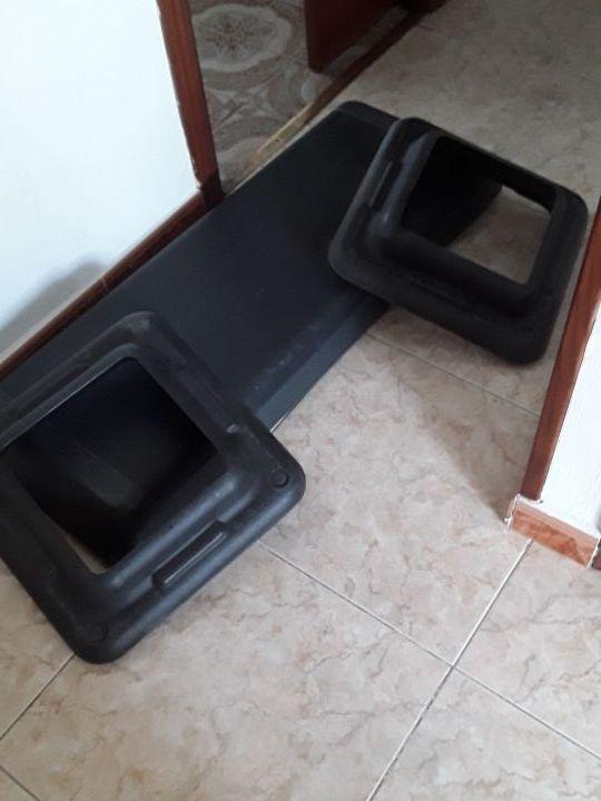 Step doble altura (dos posiciones)