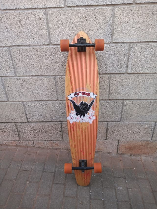 Longboard surf Área 116cms
