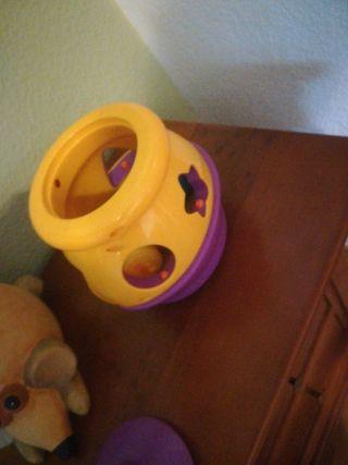 juguetes bebé hasta 3 años