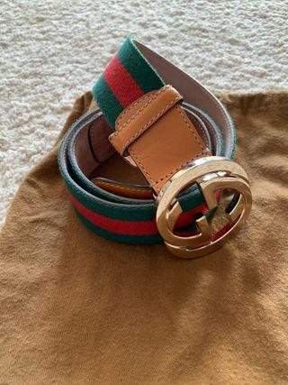 Cinturón GUCCI original talla 90