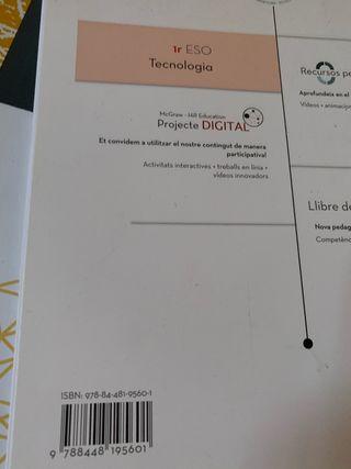 Tecnologia 1 ESO