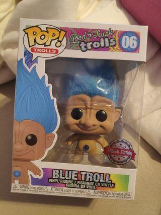 funko pop Blue Troll Special Edition