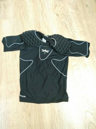 Chaleco protector de rugby