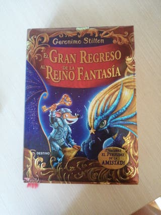 El gran regreso al reino de la fantasía