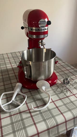 Kitchen Aid Heavy Duty 4,8l